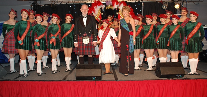 Burns Night - Magna 2011