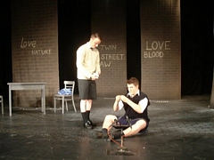 Blood brothers  2004