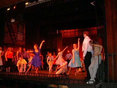 West Side Story  June 2003